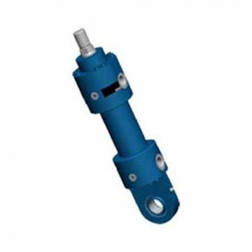 Bosch Rexroth 3842311949 Hydraulic Cylinder Block Rotary Actuator 12mm Shaft