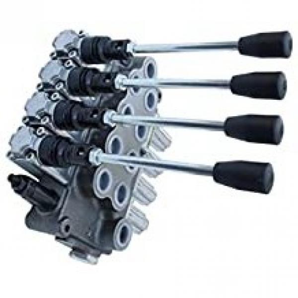 6) Valve hydraulic Distributeur hydraulique REXROTH R900589988    4/3   24VCC #2 image