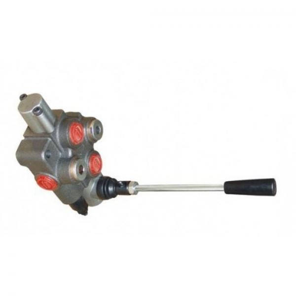 Hydraulic  valve Distributeur  hydraulique KRAUSS MAFFEI RN 177.73   6251179 #3 image