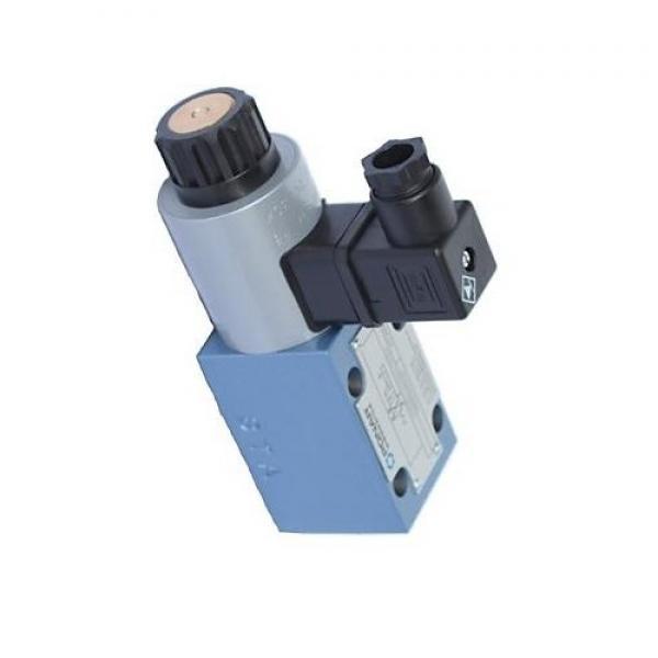 Hydraulic  valve Distributeur  hydraulique KRAUSS MAFFEI RN 177.73   6251179 #2 image