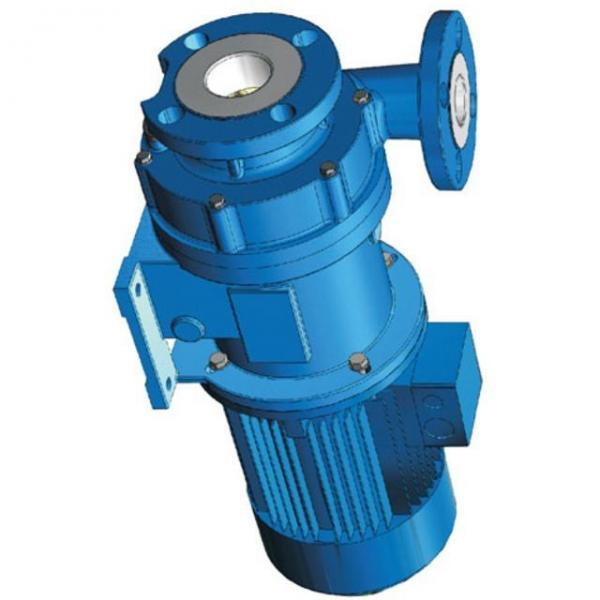 Pompe hydraulique pompe engrenages externe gear pump standard europeen groupe 1 #1 image