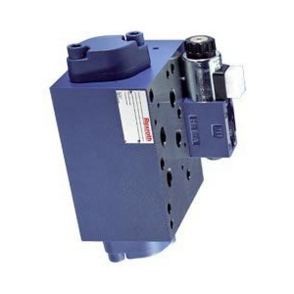 REXROTH BOSCH MNR R480066123 vérin pneumatique SANS TIGE  air drive RODLESS #2 image